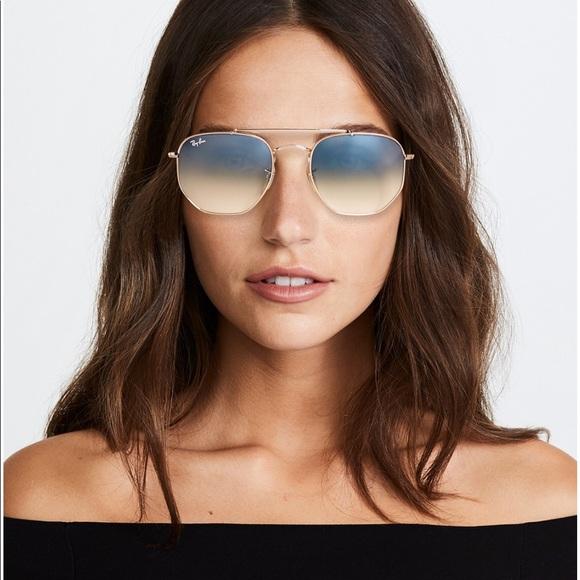 5ecee07776 RayBan RB3648 Marshal Sunglasses